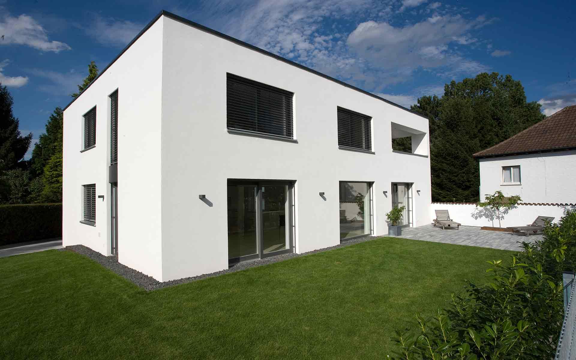 Thomas Bechtold Architekten Buhl Achern Und Baden Baden Haus Sam